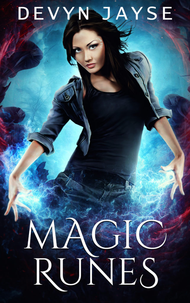 Magic Runes by Devyn Jayse an Urban Fantasy book